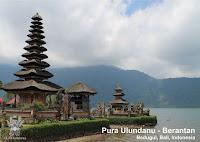 Paket Tour 3H2M Bali - Bedugul - Danau Berantan - Pura Ulundanu