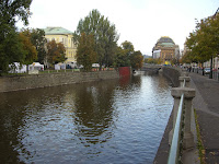 Canal Prague