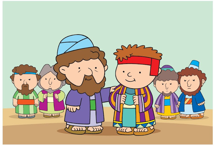 Sekolah Minggu Ceria: Yusuf penguasa di Mesir