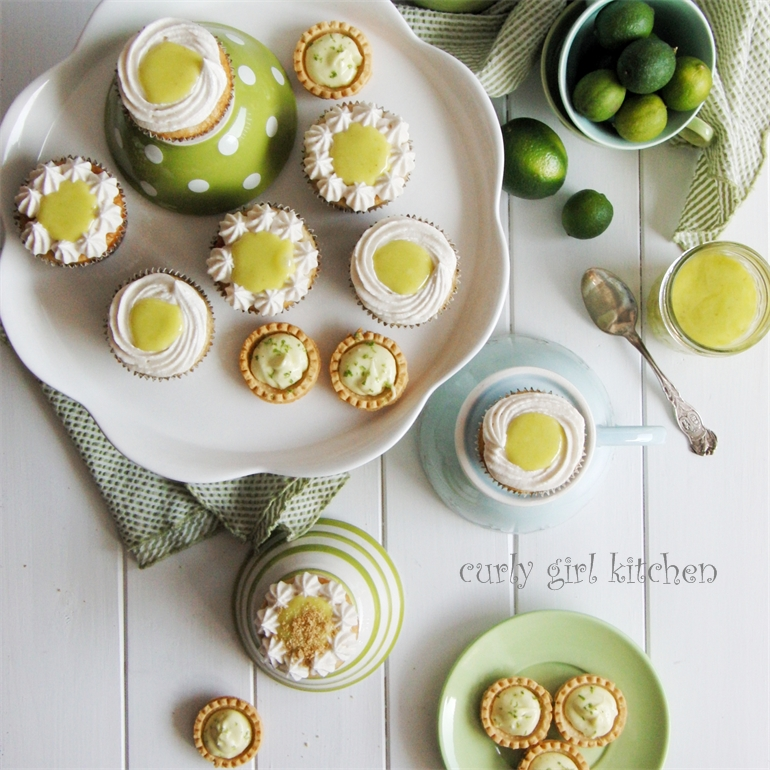how to make key lime pie cupcakes