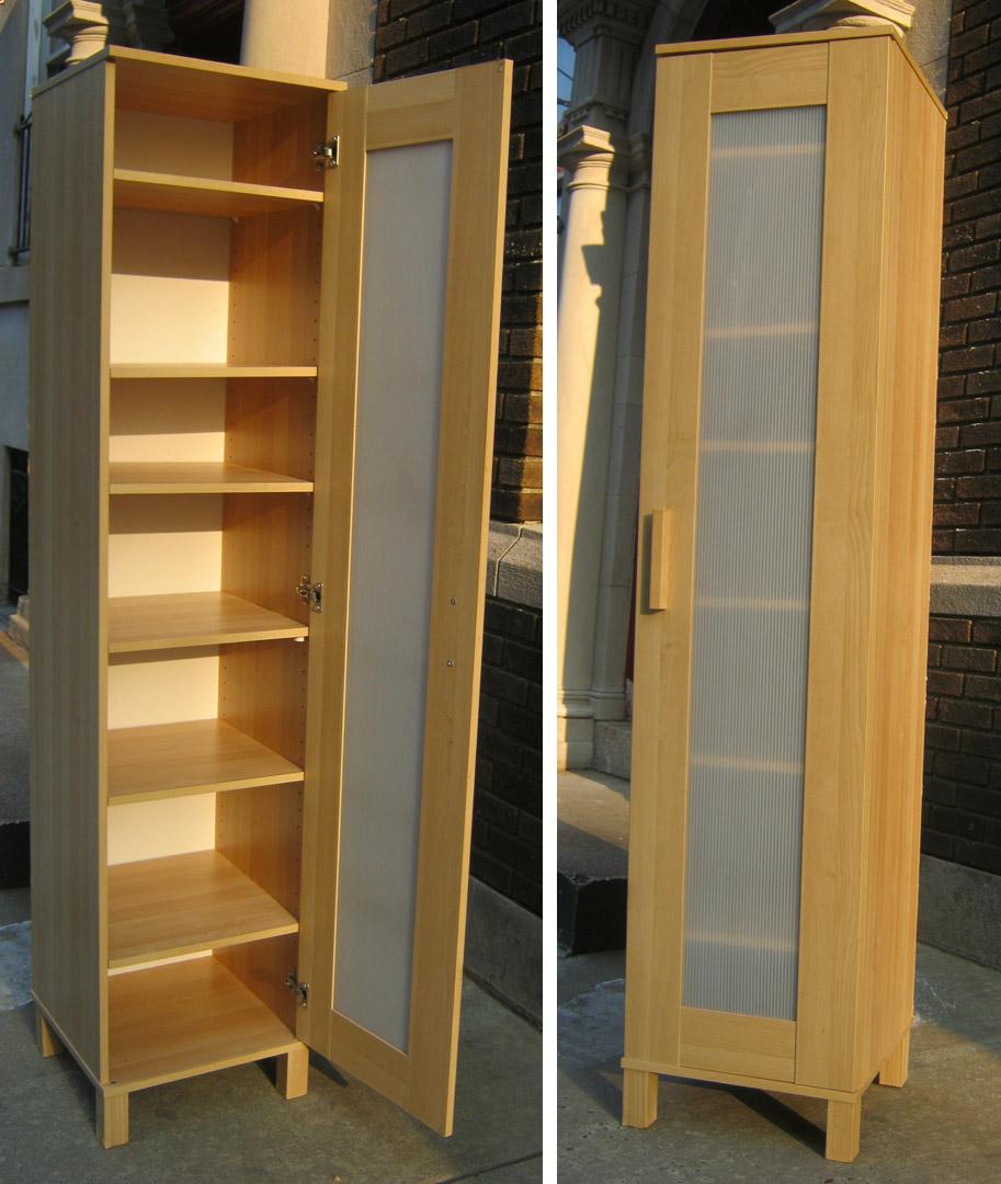 Uhuru Furniture Collectibles Ikea Closet Sold
