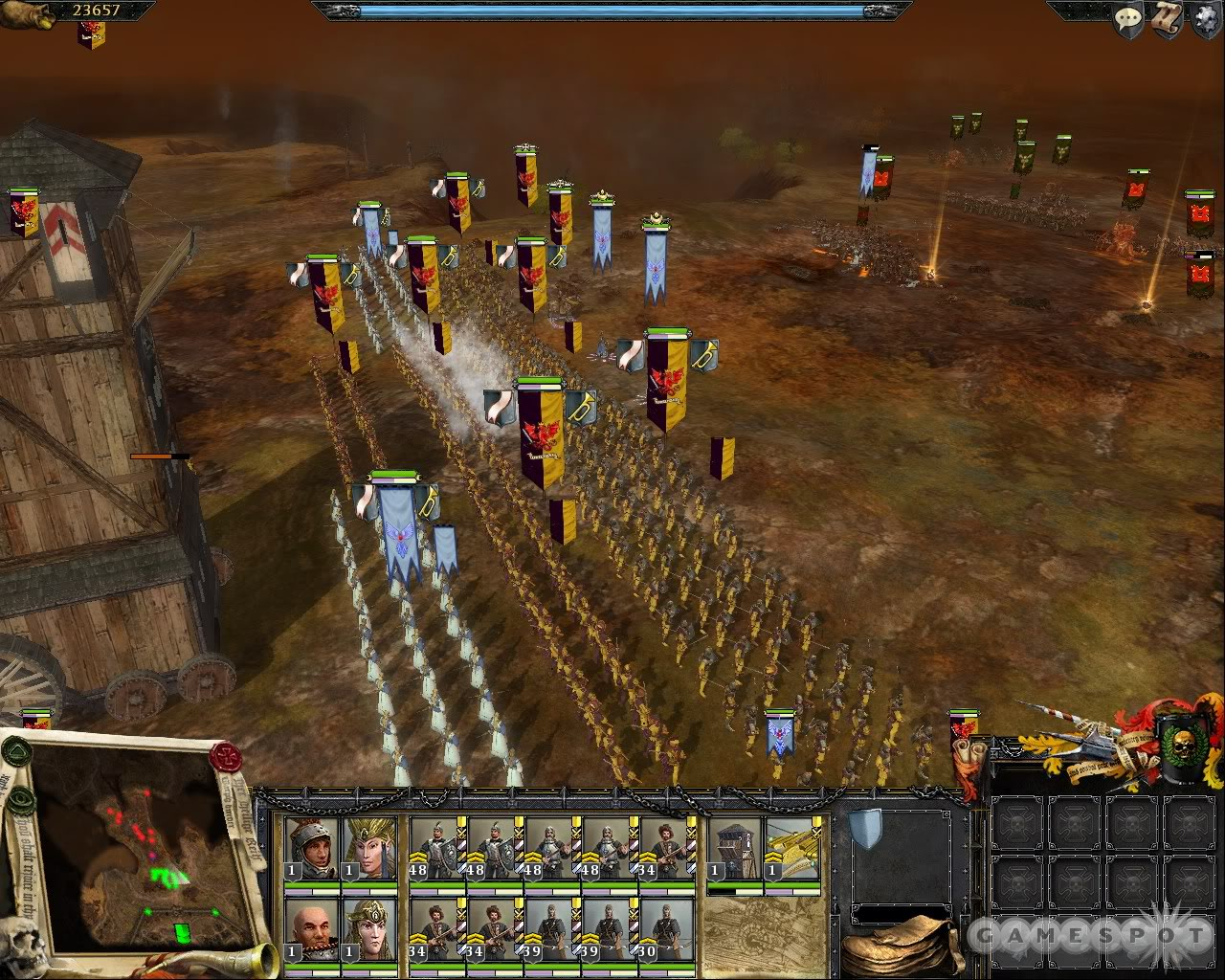 Warhammer Mark Of Chaos PC Game Download Free Full Version
