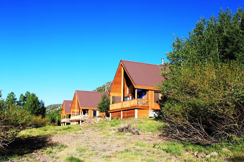 Rental cabins at fish lake utah hollyberry 10 person for Fish lake cabins
