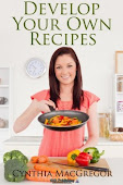 Develop Your Own Recipes