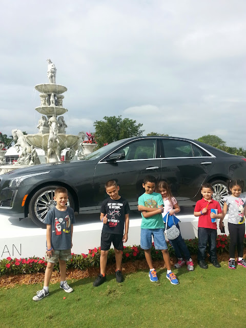 Cadillac Championship Trump National Doral Children Appreciation