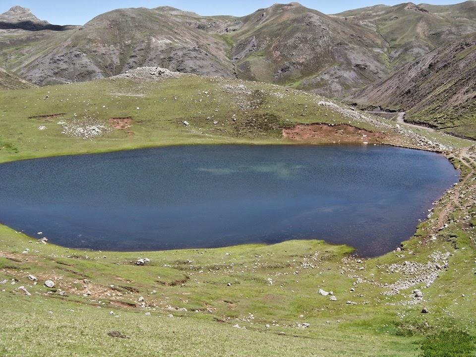 Red verde peru reconocen pr ctica de siembra y cosecha de for Plastico para lagunas artificiales