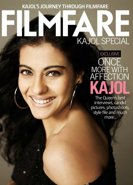 Kajol Devgn's Photo Shoot for Filmfare's her Special Issue