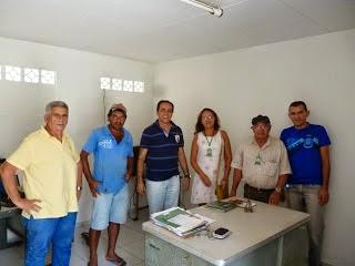A Prefeitura Municipal de Mari, realiza obra em parceria com a EMATER/PB