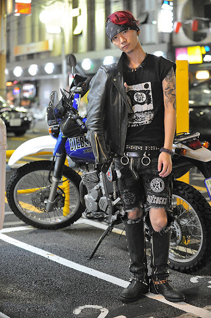 mens punk clothing online