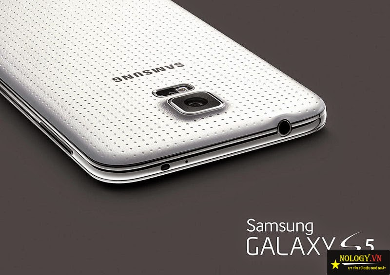 Camera trên Samsung galaxy s5 au hoạt đông chậm