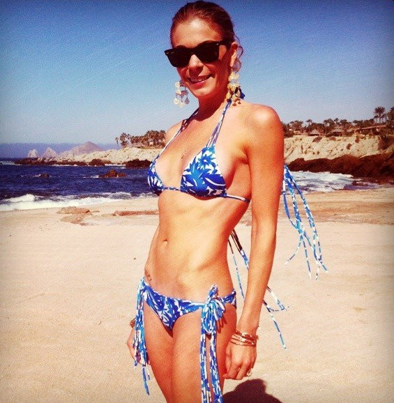 LeAnn Rimes Defends Her Skinny Bikini Body: newsdefeattraditiona.dtiblog.com/category0-71.html