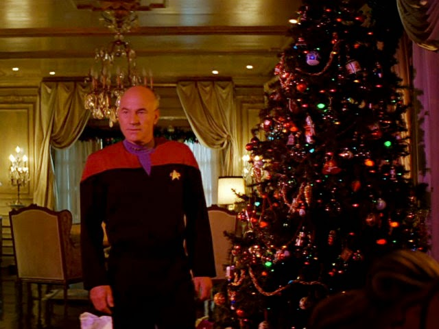 A Very STAR TREK Christmas | Warped Factor - Words in the Key of Geek.