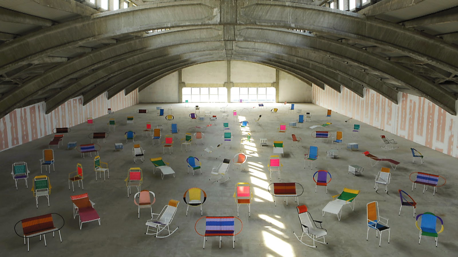 100 Chairs