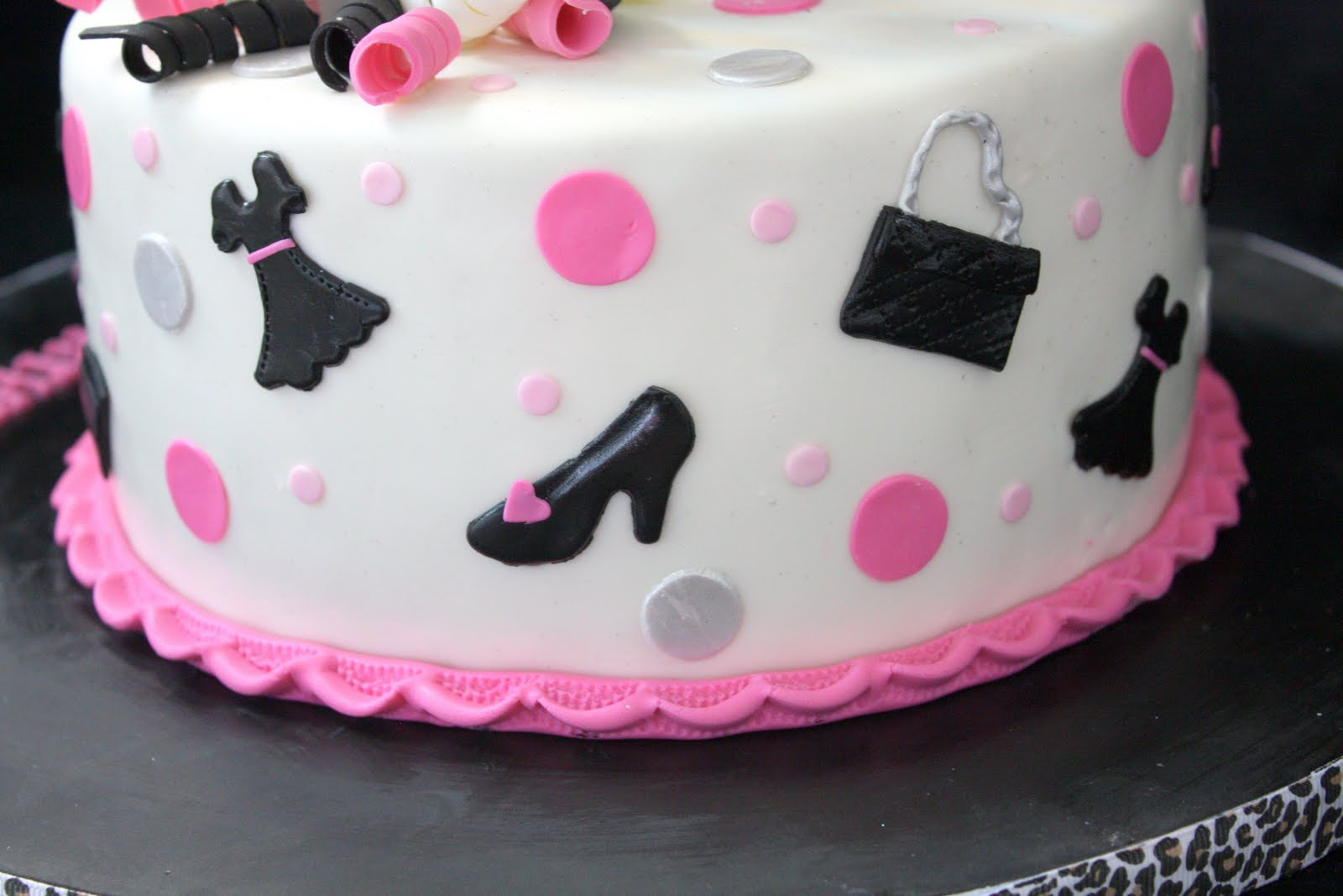 Fashion Designer Birthday Cakes | www.pixshark.com ...