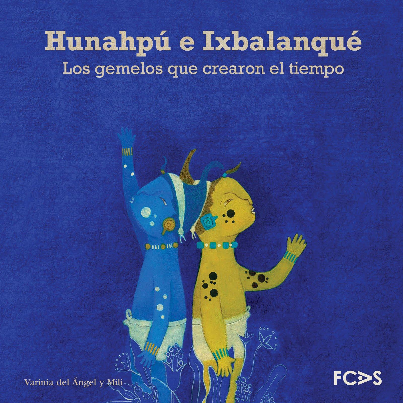 Hunapú e Ixbalanqué