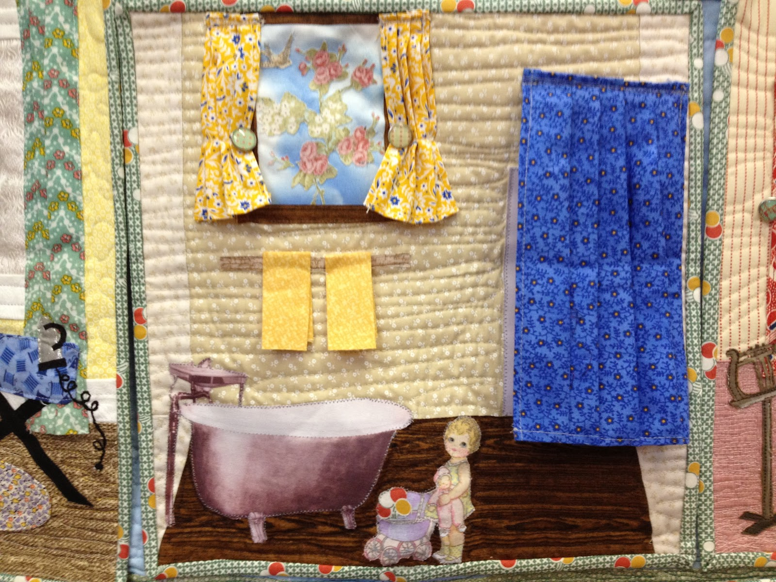 Butterfly Threads: Quilt Show Star!
