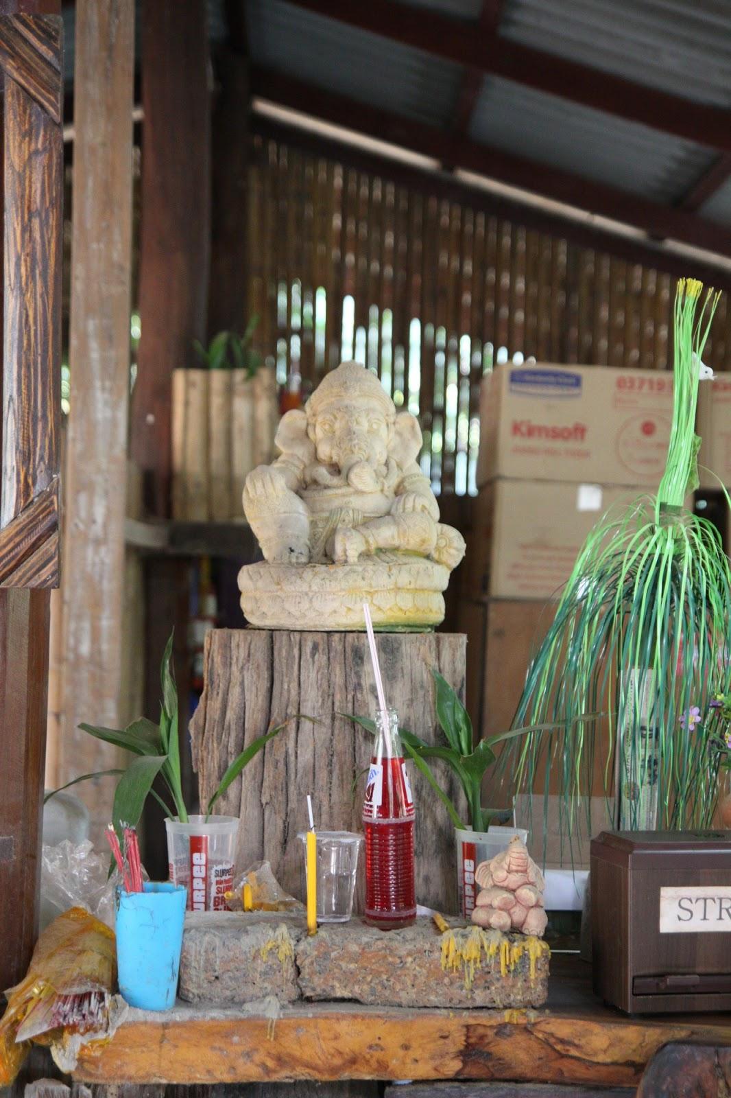 Слоник будда