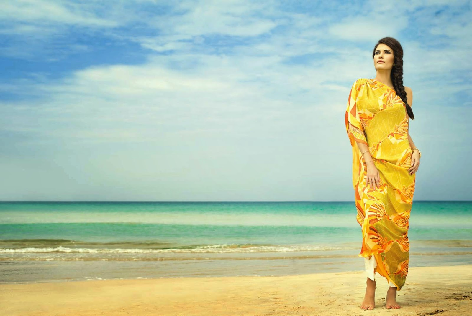 Sania Maskatiya Lawn Collection 2015