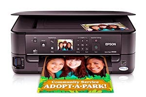 epson stylus nx530 all-in-one printer