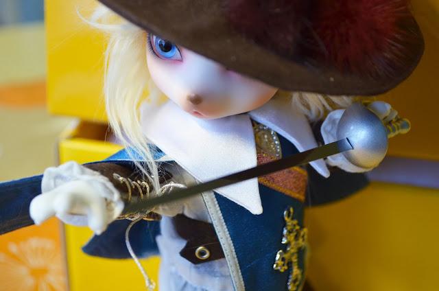 luts zuzu delf aramis resin doll