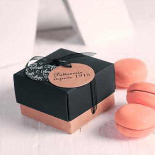 o trouver des bo tes macarons selfpackaging blog. Black Bedroom Furniture Sets. Home Design Ideas