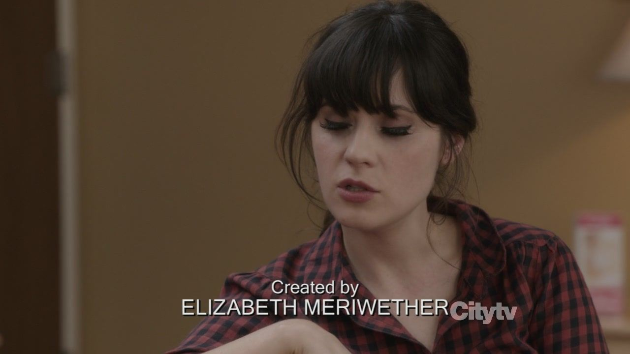 Curly haired dreamer zooey deschanel new girl makeup tutorial zooey deschanel new girl makeup tutorial baditri Image collections