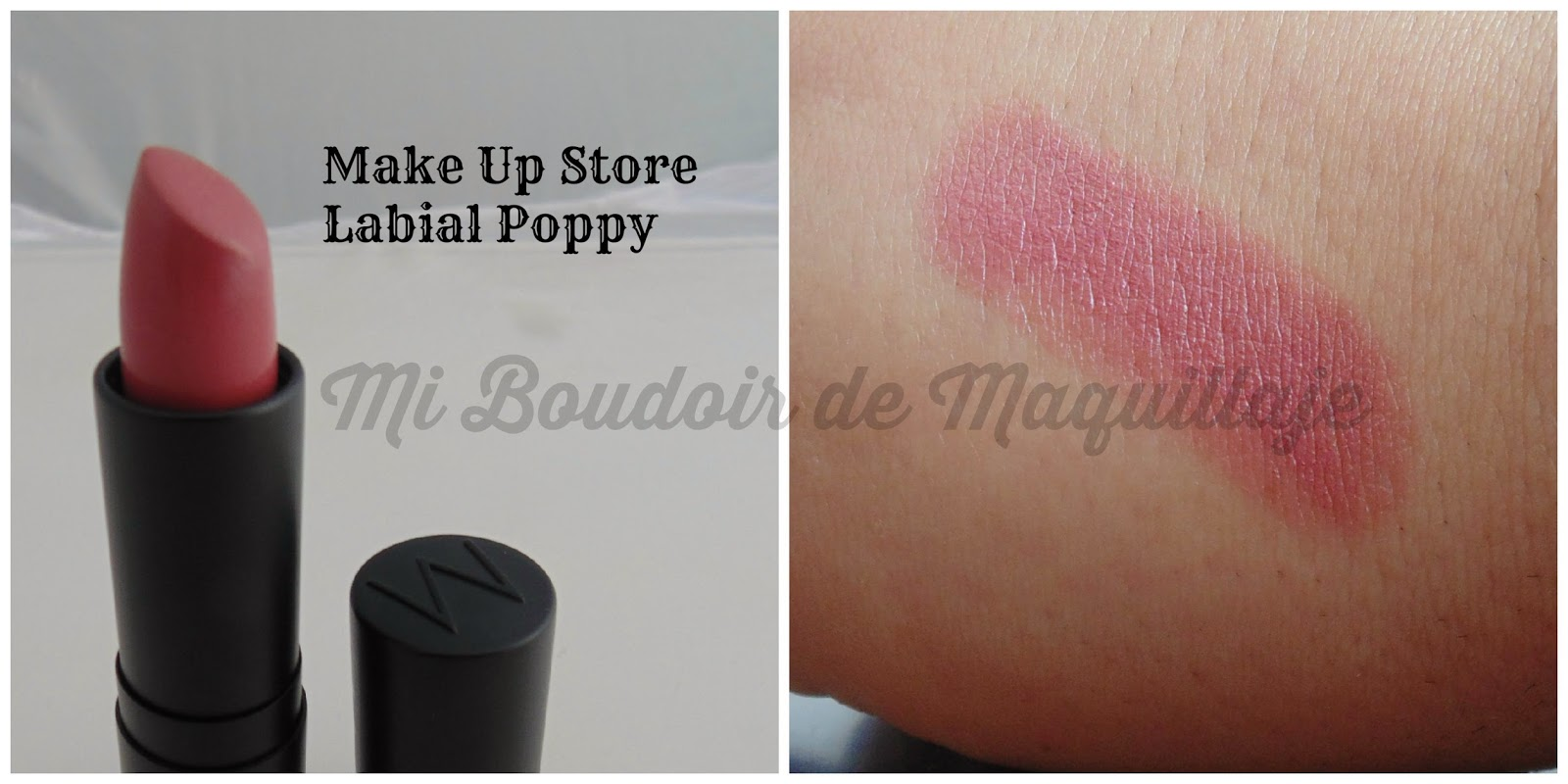 LABIAL POPPY MAKE UP STORE