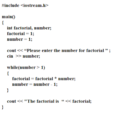 Python Program to Find Factorial of Number