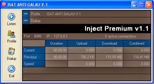 Inject Isat Anti Galau No Limit April 2014 Internet Gratis