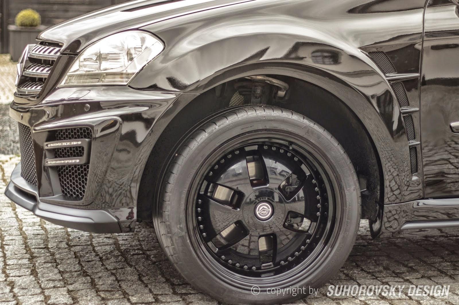 black mae wheels