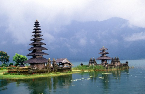 Bali Peaceful and Beautiful Island In Indonesia