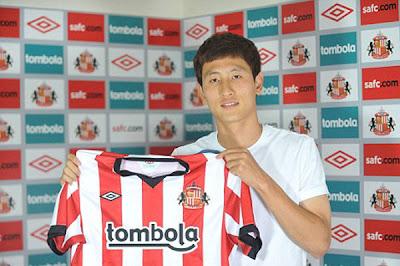 Ji Dong Won - Sunderland AFC (3)