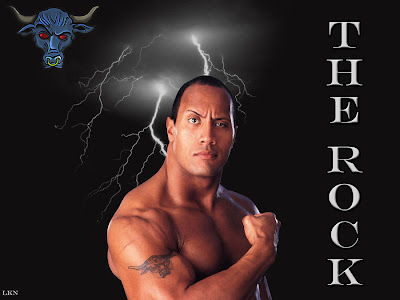 WWE Superstars The Rock Wallpapers