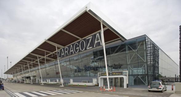 Zaragoza Airport by Vidal y Asociados arquitectos