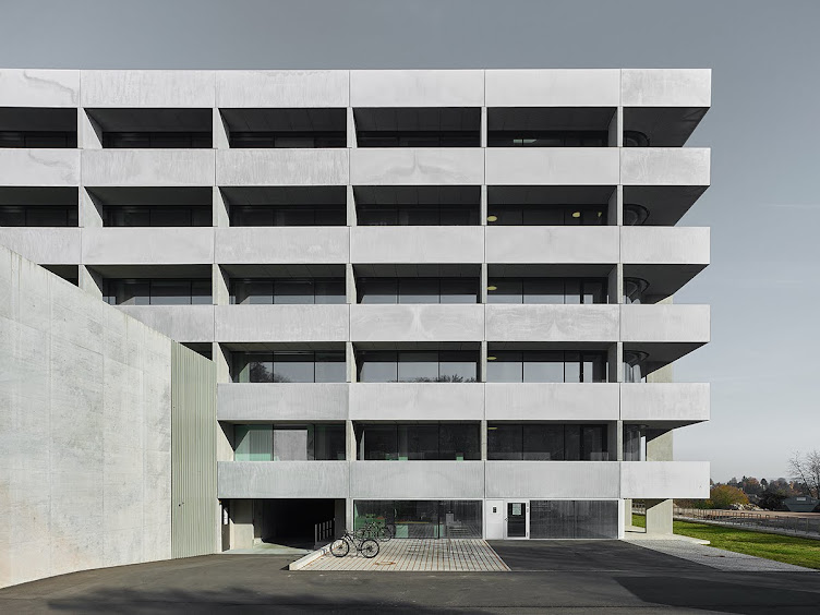 KAAN Architects Uni Tübingen