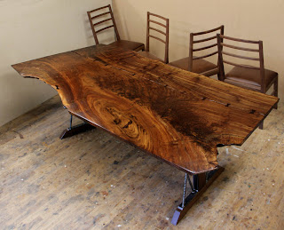 Walnut Wood Furniture | Waste Wood Furniture