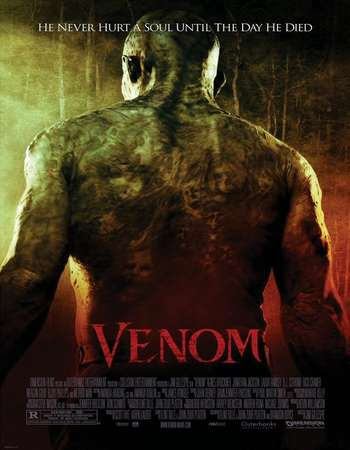 Poster Of Venom In Dual Audio Hindi English 300MB Compressed Small Size Pc Movie Free Download Only At exp3rto.com