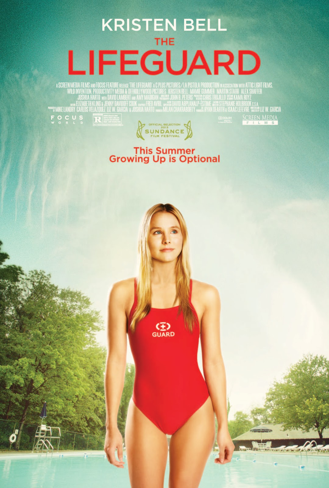 Download - The Lifeguard – HDRip AVI + RMVB Legendado ( 2013 )