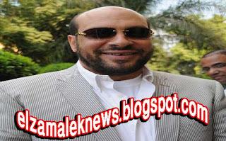 محمود الشامي عضو مجلس إدارة إتحاد الكرة