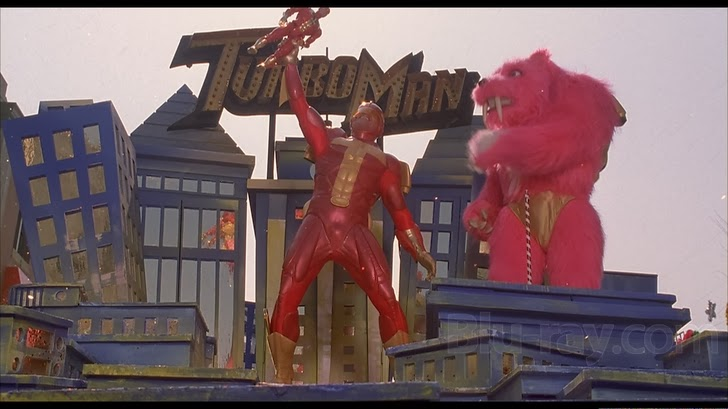 So My Answer Would Still Be A Christmas Parade, But It Would Be A Shot For  Shot Reenactment Of The Turbo Man Parade In The Holiday Classic, U0027Jingle  All The ...