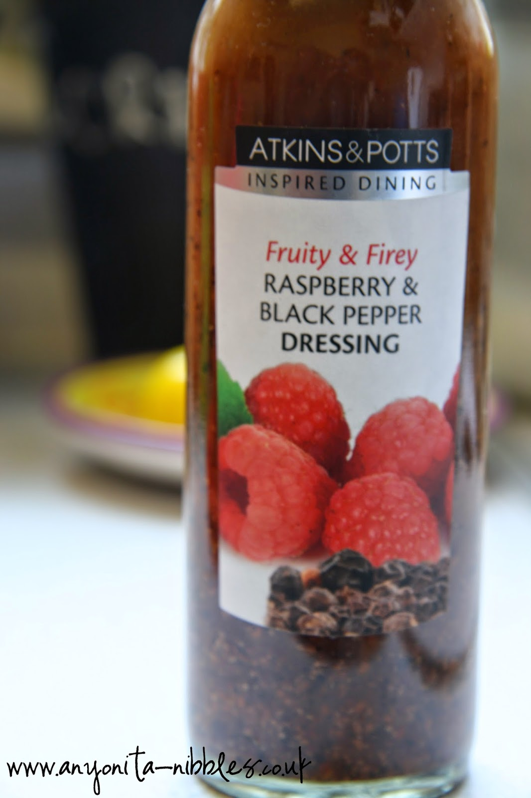 Atkins & Potts Fruity & Fiery Dressing from www.anyonita-nibbles.co.uk
