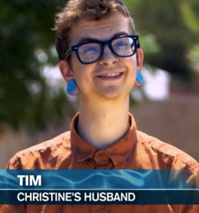 BB16 Christine's Husband Tim