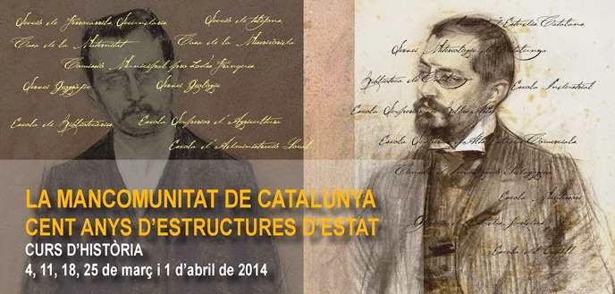 La Mancomunitat de Catalunya, cent anys d'estructures d'estat