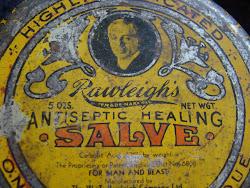 Rawleigh's Antiseptic Healing Salve