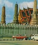 BKK Taxi circa 1962