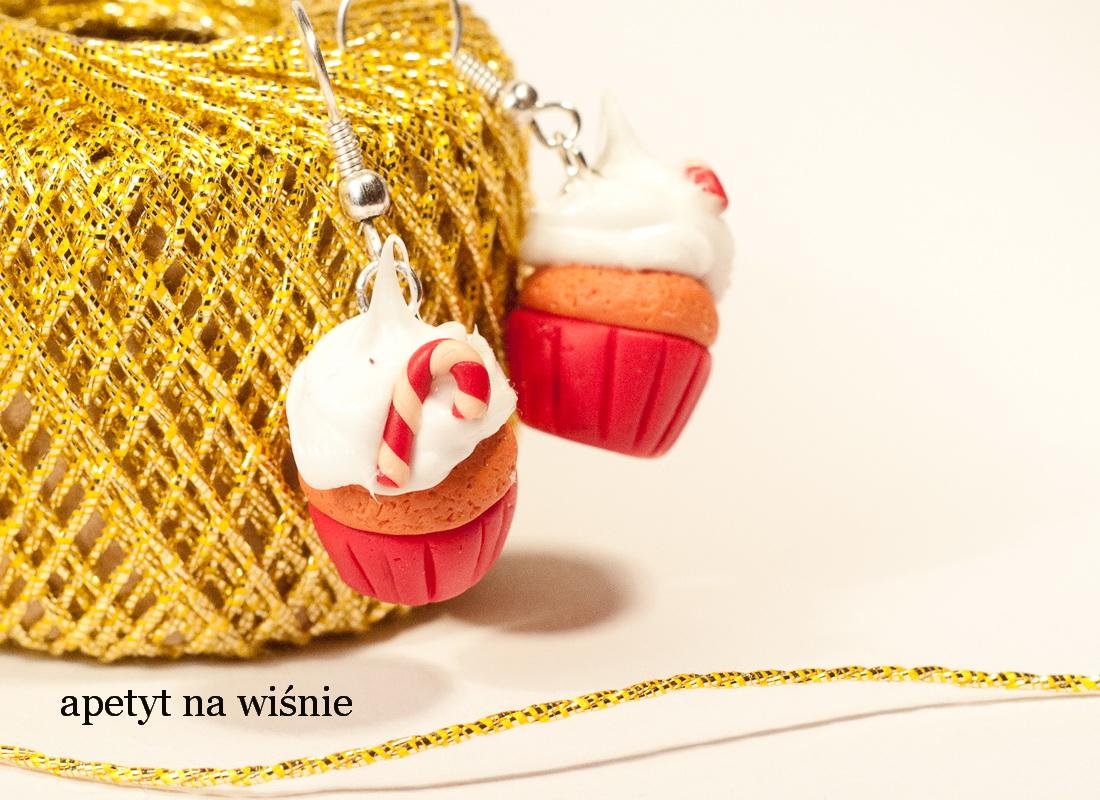 Muffinki świąteczne