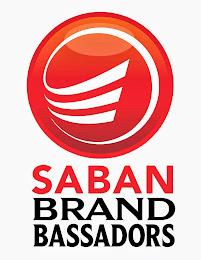 Proud Saban BrandBassador!