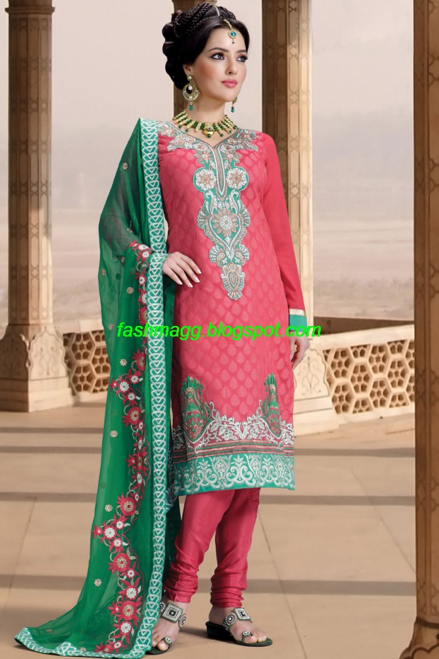 Indian pakistani bridal party wear churidar shalwar kameez new latest