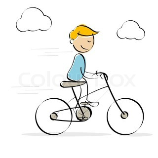 first time riding a bike