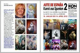 Arte de España en Alemania